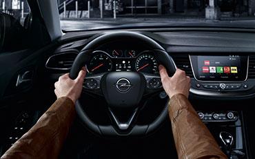 Opel-instrumentpanel